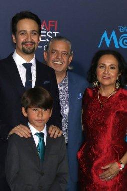 Lin-Manuel Miranda, guests