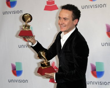 Fonseca at the 17th Annual Latin Grammy Awards