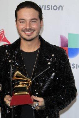 J Balvin at the 17th Annual Latin Grammy Awards