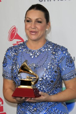 Nina Pasto at the 17th Annual Latin Grammy Awards