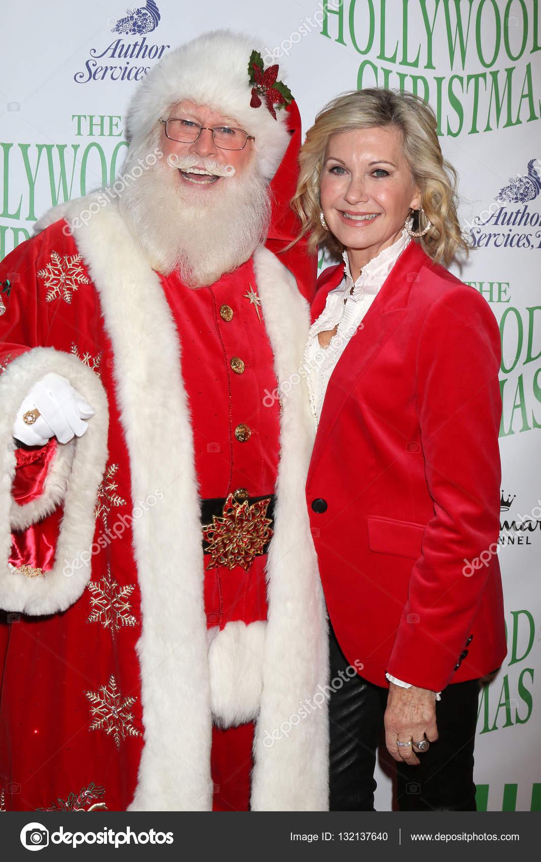85. annual Hollywood Christmas Parade — Redaktionelles Stockfoto ...