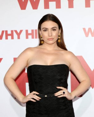 actress Sophie Simmons