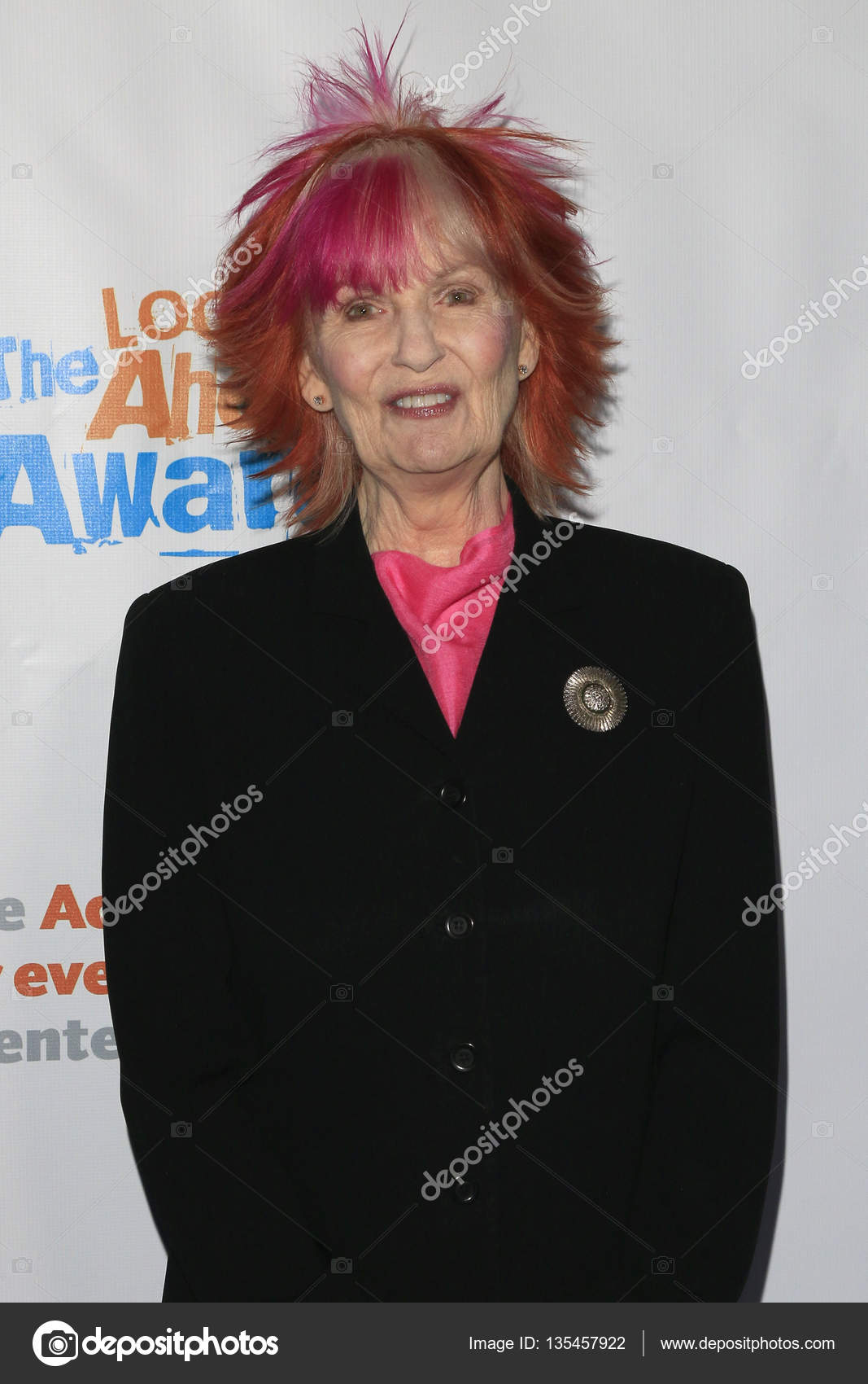 Actress Shelly Fabares Stock Editorial Photo Jeannelson 135457922