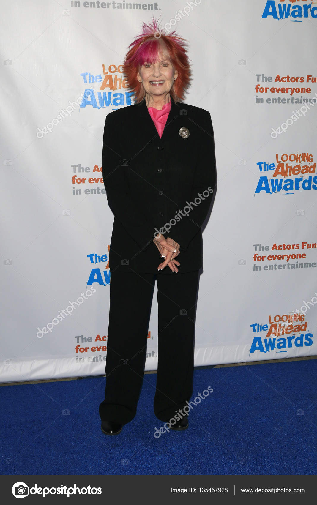 Actress Shelly Fabares Stock Editorial Photo Jeannelson 135457928