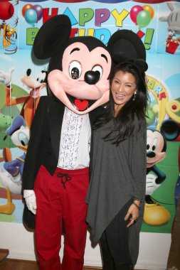 Mickey Mouse Character, Kelly Hu