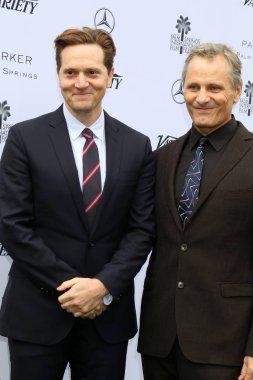 Matt Ross, Viggo Mortensen