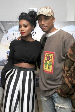 Janelle Monae, Pharrell Williams