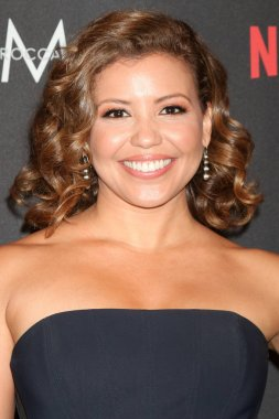 actress  Justina Machado