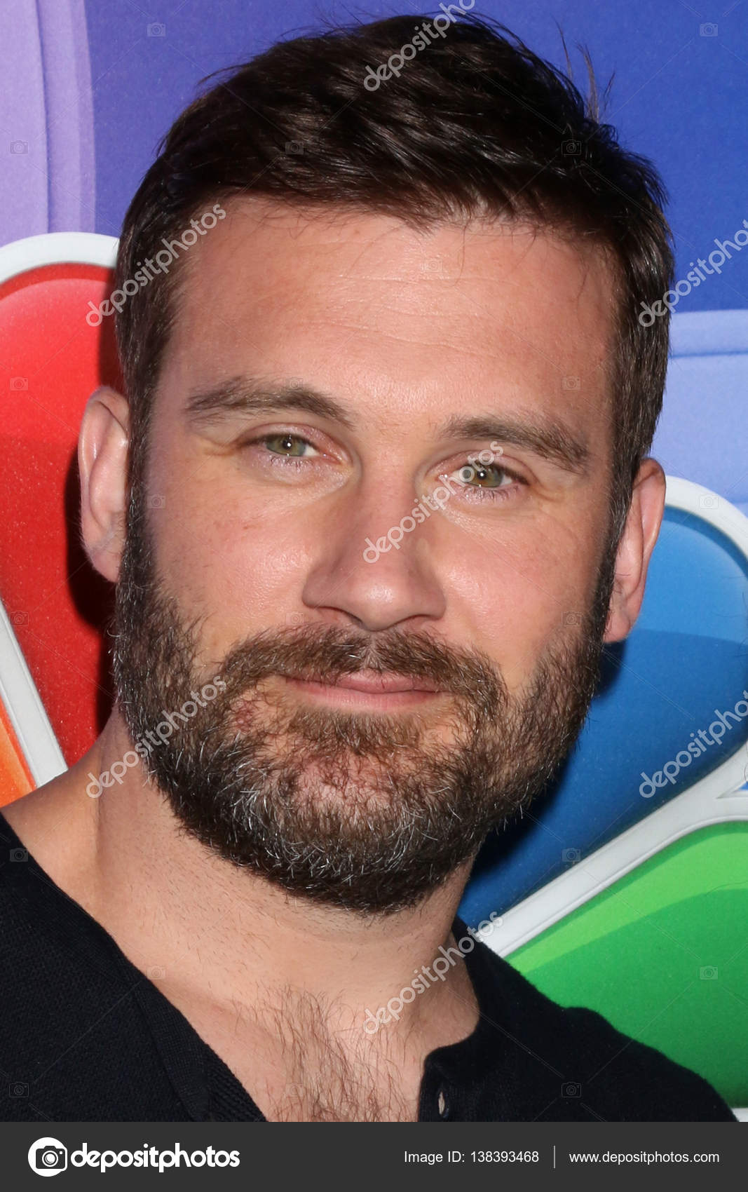 Actor Clive Standen – Stock Ed...