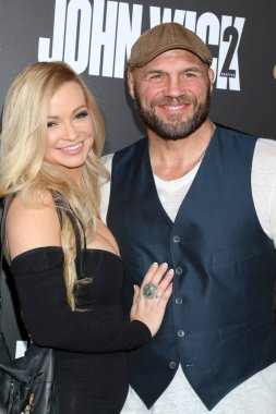 Mindy Robinson, Randy Couture