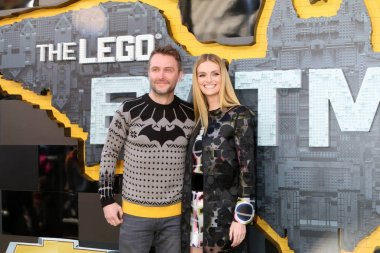 Chris Hardwick, Lydia Hearst