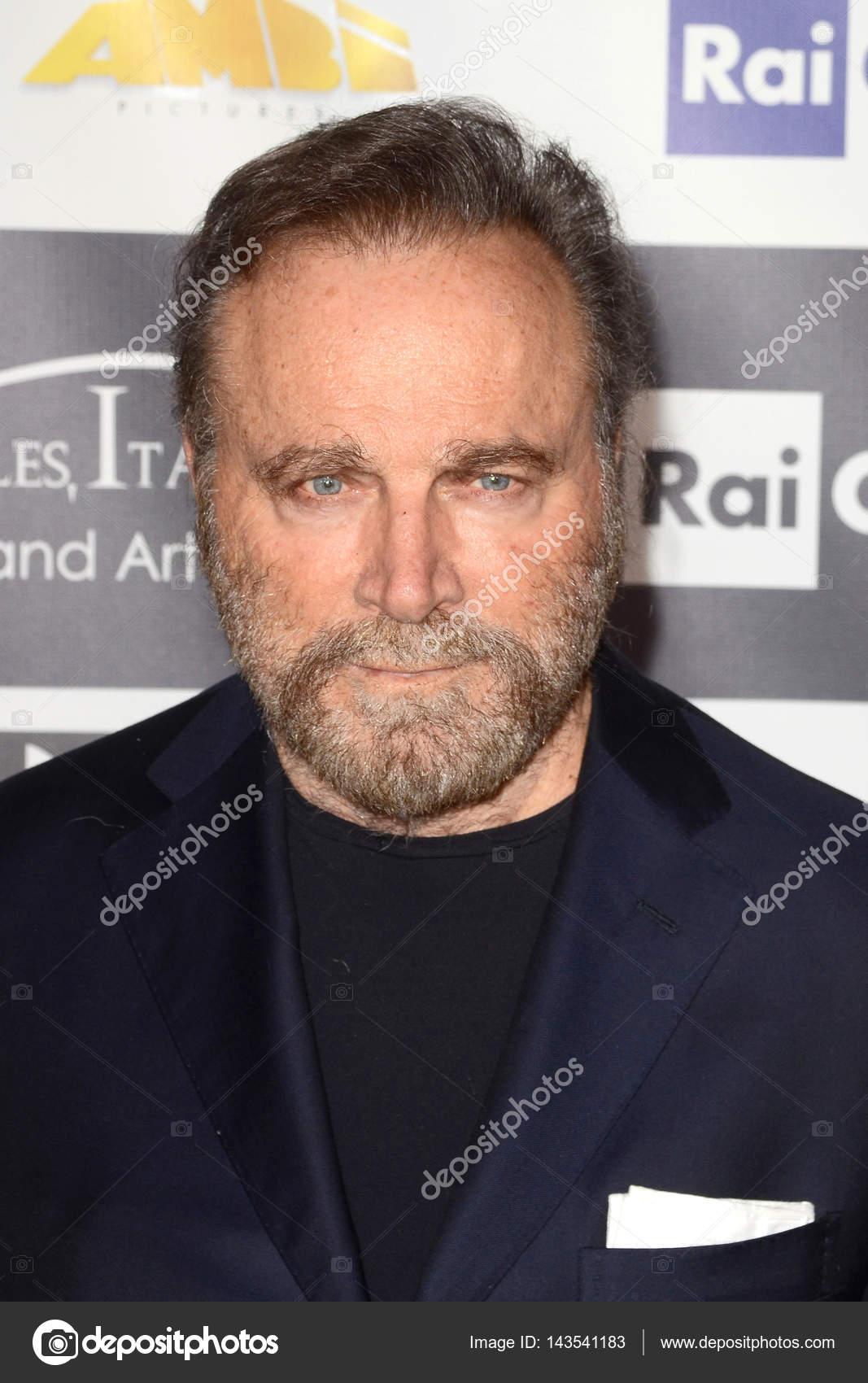 Actor Franco Nero — Stock Photo