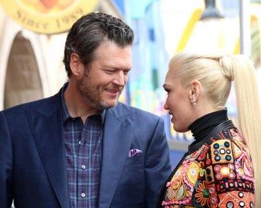 Blake Sheldon, Gwen Stefani