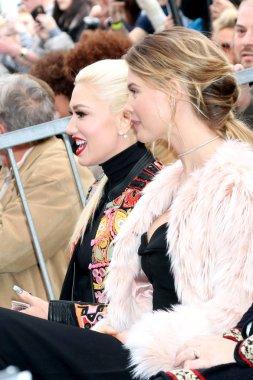 Gwen Stefani, Behati Prinsloo