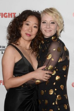 Sandra Oh, Anne Heche