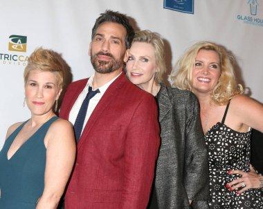 Kate Mines, Paul Witten, Jane Lynch, Suzanne Friedline