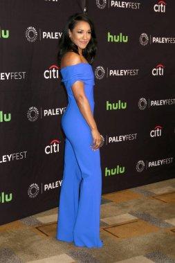 actress Candice Patton
