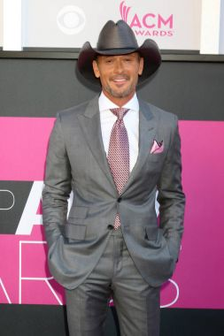 singer Tim McGraw