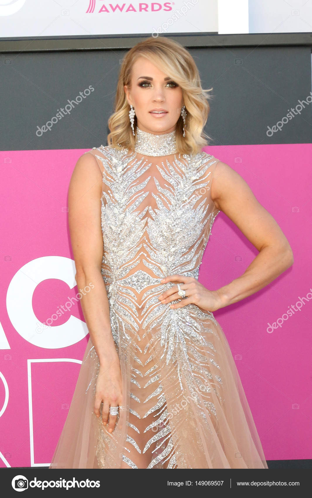 Cantante Carrie Underwood — Foto editorial de stock © Jean_Nelson ...