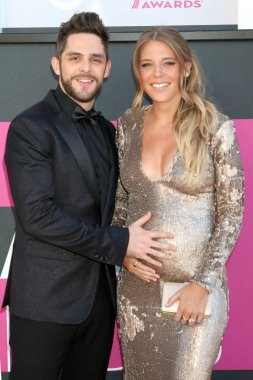 Thomas Rhett and Lauren Gregory