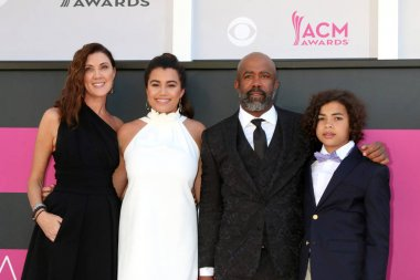 singer Darius Rucker with guests