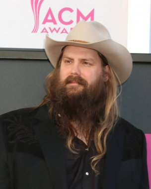 singer Chris Stapleton