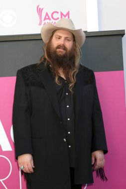 singer Chris Stapleton
