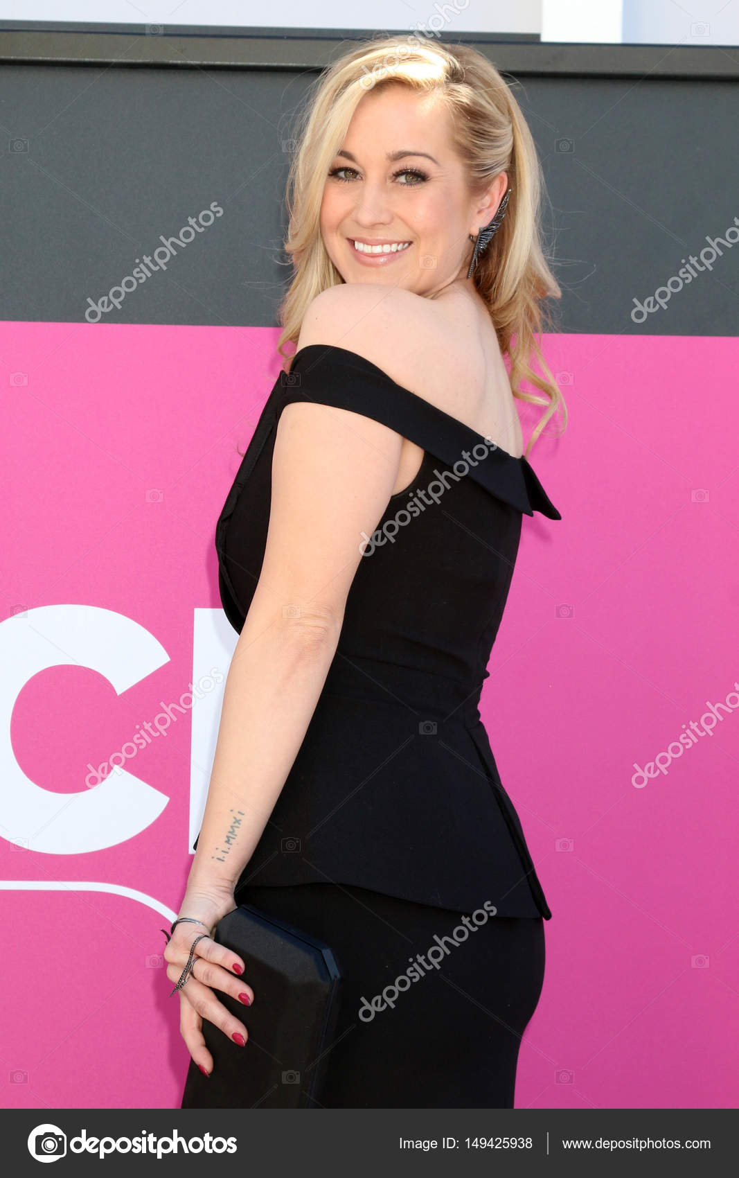 cantante de Kellie Pickler — Foto editorial de stock © Jean_Nelson ...