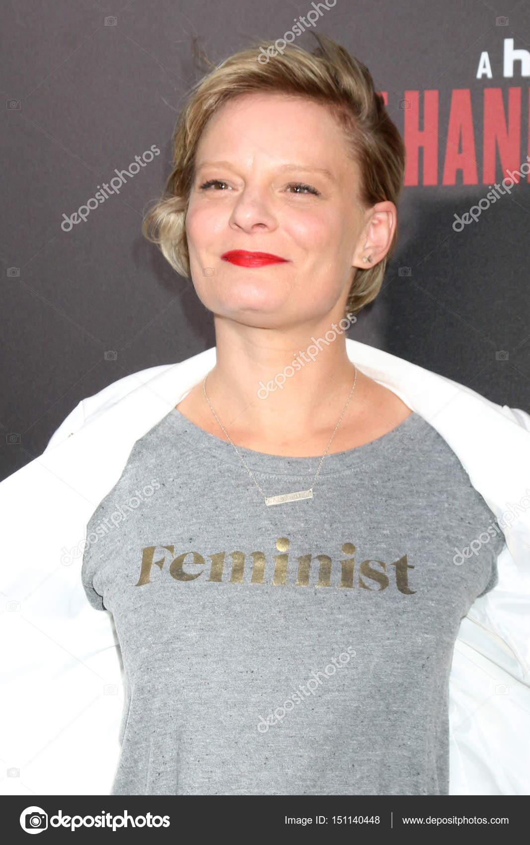 Actress Martha Plimpton — Stock Photo