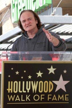 actor Quentin Tarantino