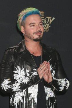 singer J Balvin