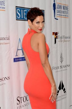 actress Nicole Murphy