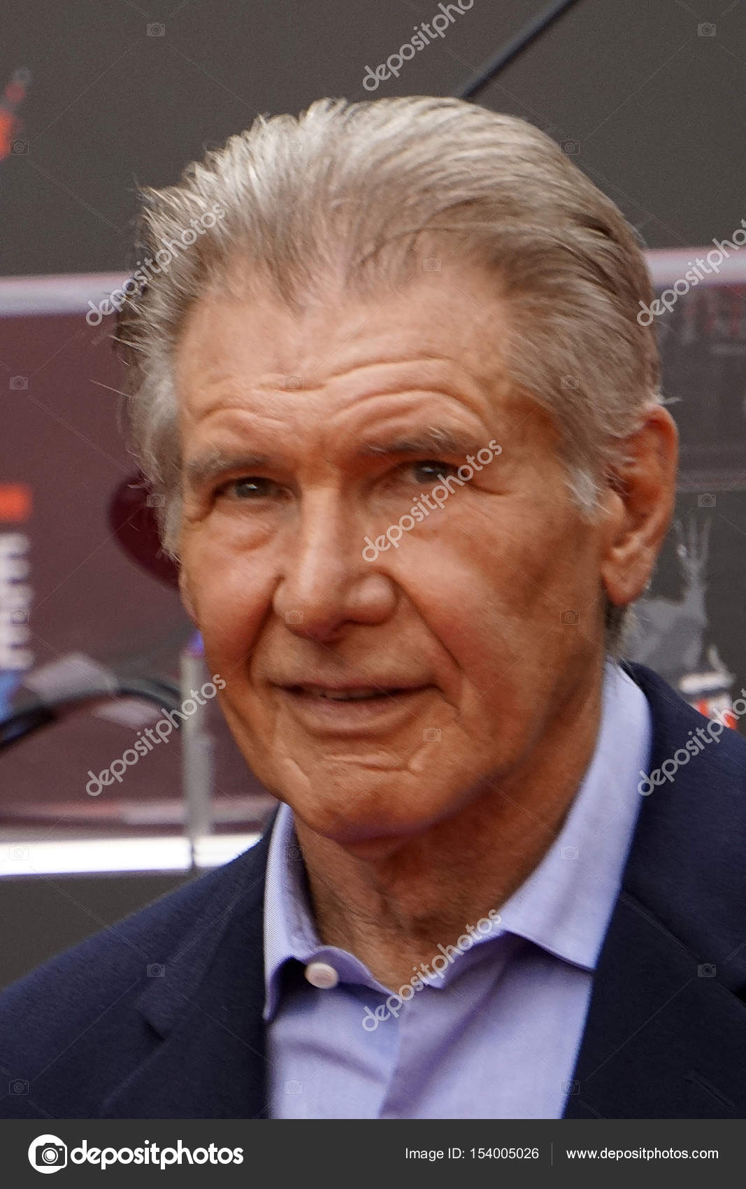 Actor Harrison Ford – Stock Editorial Photo © Jean_Nelson #154005026