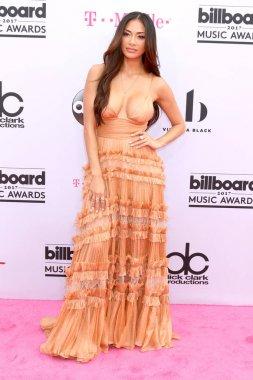 Singer Nicole Scherzinger