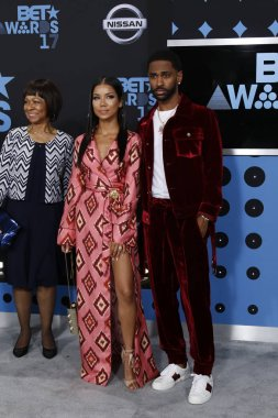 Myra Anderson, Jhene Aiko, Big Sean
