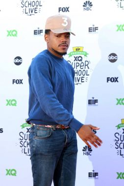 Chance The Rapper at the EIF Presents: XQ Super School Live