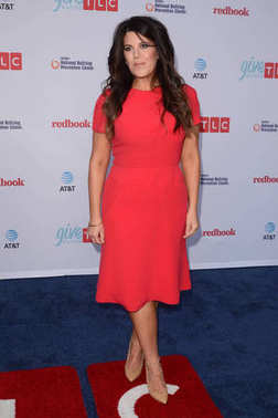 actress Monica Lewinsky