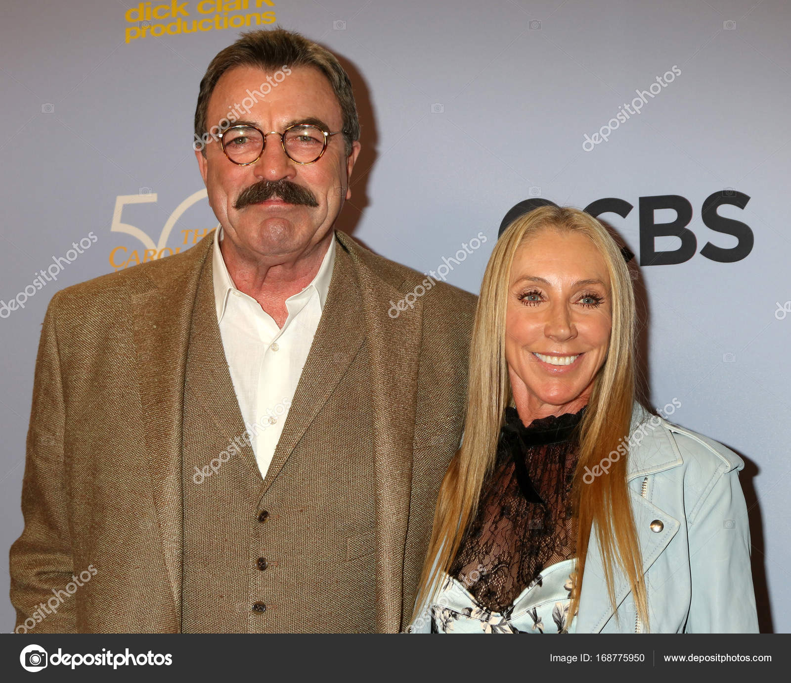 tom selleck jillie mack stock editorial photo jean nelson