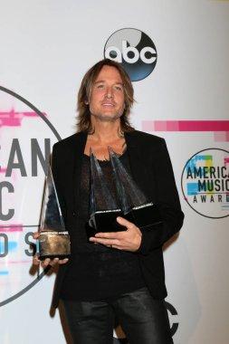 Singer Keith Urban