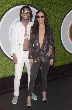 Wiz Khalifa, Izabela Guedes
