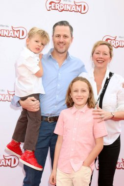 Brad Copeland, family