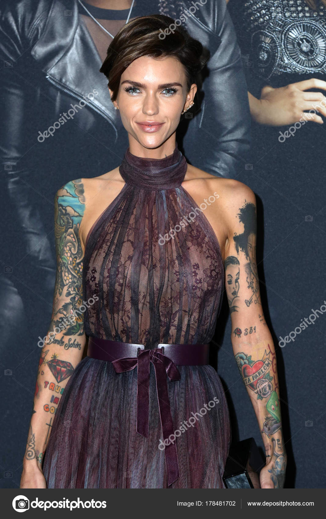 Ruby rose see through new images