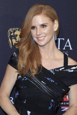 actress Sarah Rafferty