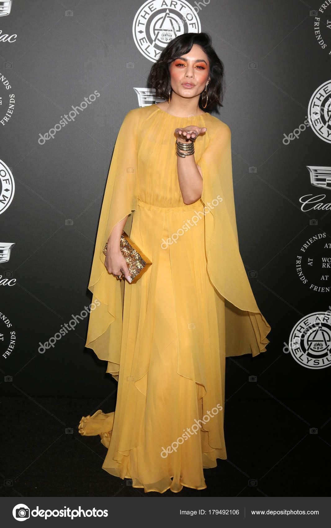 Actress Vanessa Hudgens Stock Editorial Photo Jeannelson 179492106