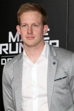 actor Chris Sheffield