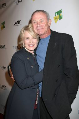 Mary Beth Evans, Tristan Rogers