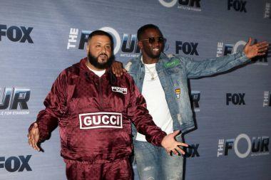DJ Khaled, Sean Combs, Diddy