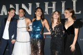 Tuva Novotny, Tessa Thompson, Gina Rodriguez, Jennifer Jason Leigh, Natalie Portman