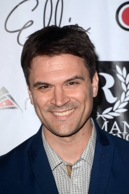 actor Kash Hovey