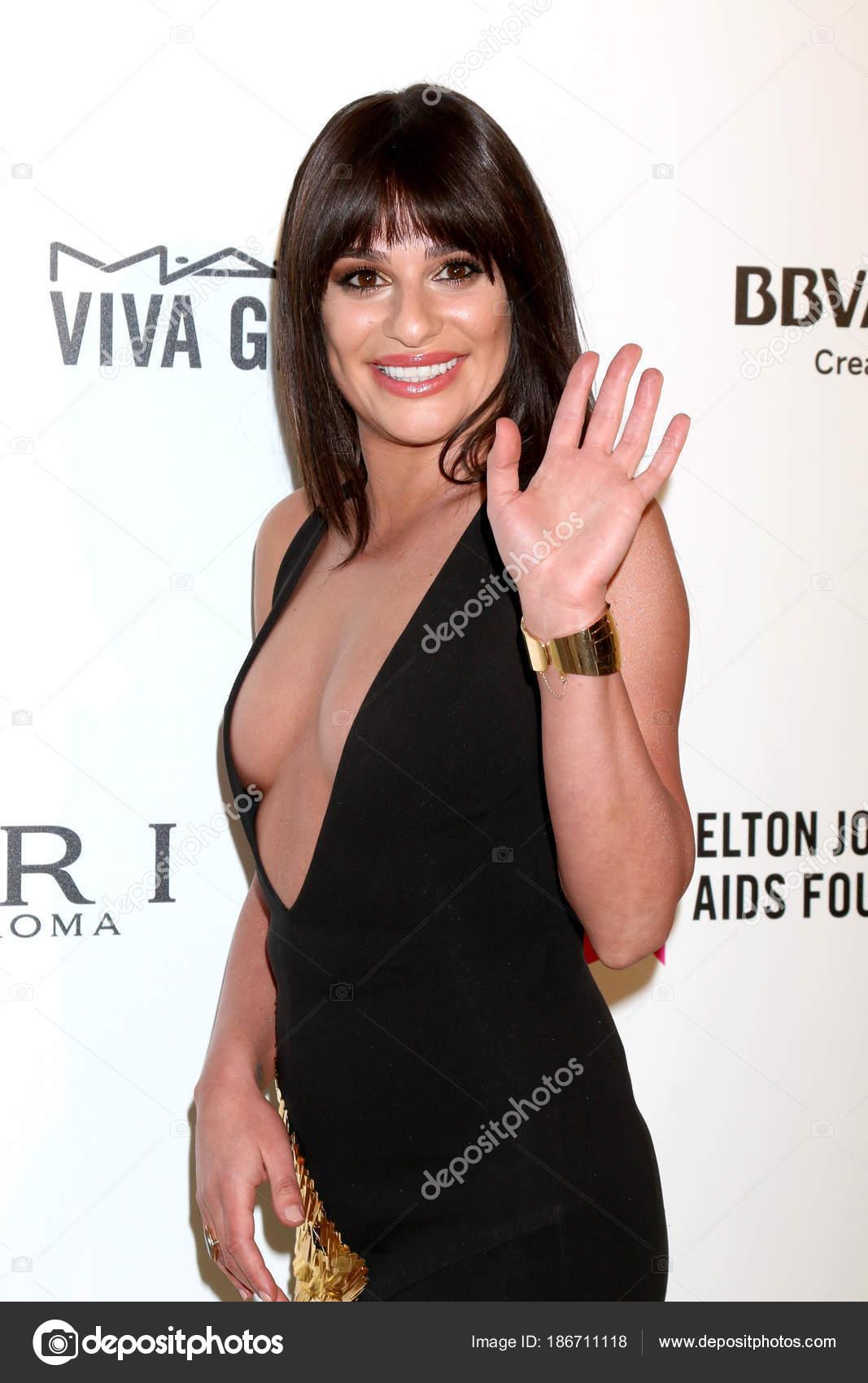 Lea Michele Nude Photos 17